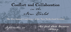 Conflict and Collaboration in the New World